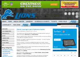 blogs.detroitlions.com