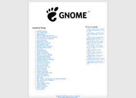 blogs.gnome.org