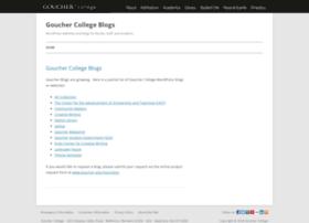 blogs.goucher.edu