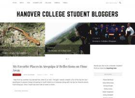 blogs.hanover.edu