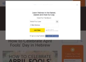 blogs.hebrewpod101.com