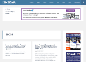 blogs.isixsigma.com