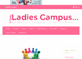 blogs.ladiescampus.com