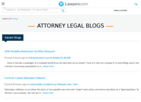 blogs.lawyers.com