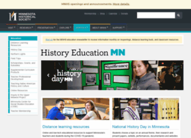 blogs.mnhs.org