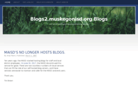 blogs.muskegonisd.org