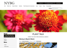 blogs.nybg.org