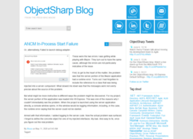 blogs.objectsharp.com