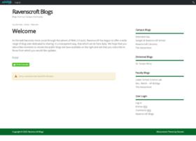 blogs.ravenscroft.org