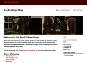blogs.reed.edu