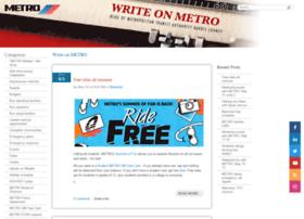 blogs.ridemetro.org