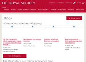 blogs.royalsociety.org