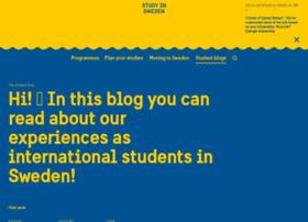 blogs.studyinsweden.se