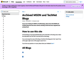 blogs.technet.com