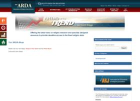 blogs.thearda.com