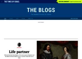 blogs.timesofisrael.com