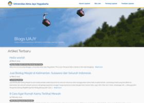 blogs.uajy.ac.id