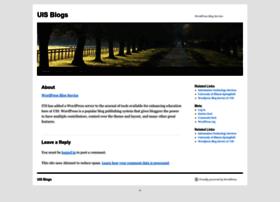 blogs.uis.edu
