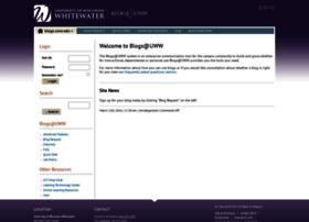 blogs.uww.edu