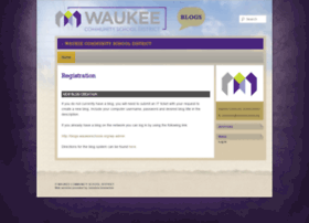 blogs.waukeeschools.org