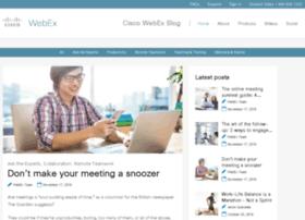 blogs.webex.com