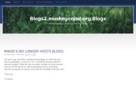 blogs2.muskegonisd.org