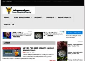 blogsandyou.com