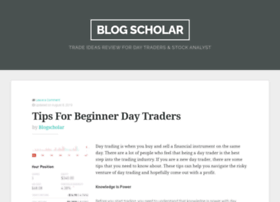 blogscholar.com