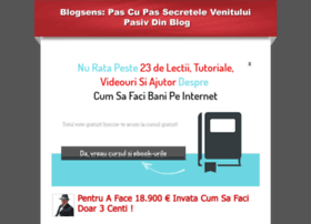 blogsens.ro