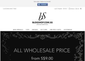 blogshop.com.sg