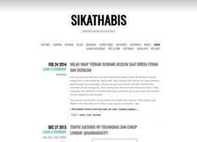 blogsikathabis.wordpress.com