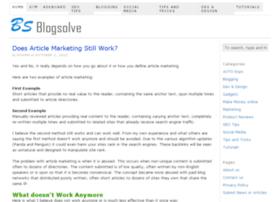 blogsolve.com