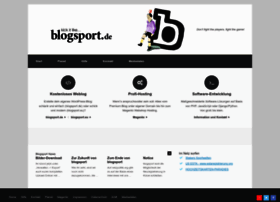 blogsport.de
