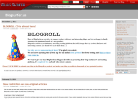 blogsurfer.us
