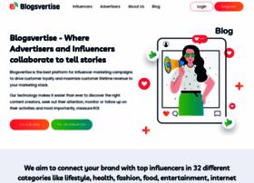 Blogsvertise.com