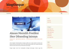 blogtheque.net