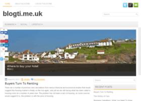 blogti.me.uk