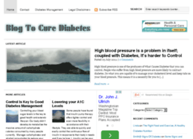 blogtocurediabetes.com