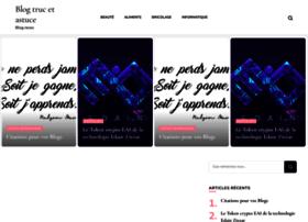 blogtrucastuce.fr
