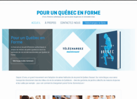 blogue.quebecenforme.org