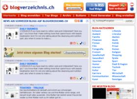 blogverzeichnis.ch
