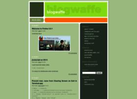 blogwaffe.com