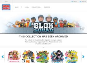 bloksquad.megabloks.com