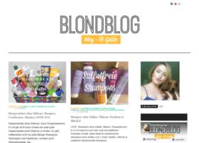 blondblog.de