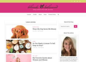 blondeandbalanced.com
