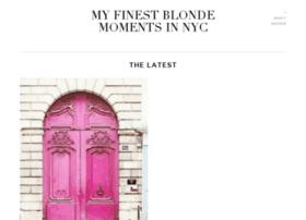 blondemomentnyc.tumblr.com