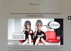 blonderblog.ch