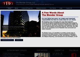 blondergroup.com