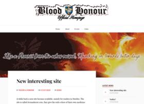 bloodandhonour.se