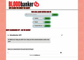 bloodbanker.com